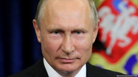 Путин прокомментировал инцидент вЧерном море
