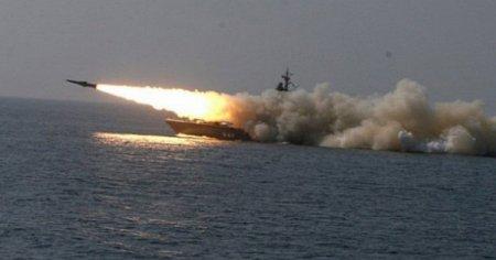 Украина приготовилась к стрельбе по морским целям