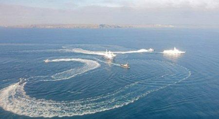 Командующий ВМСУкраины назвал причину вторжения вКерченский пролив