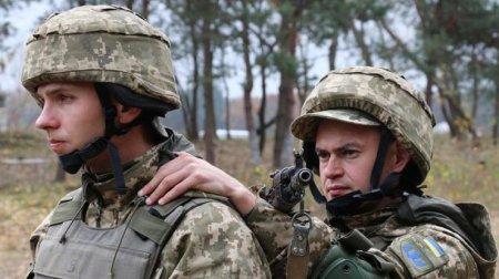 Украинцев начали насильно призывать всборные пункты