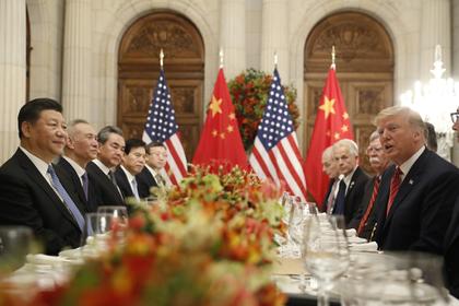 Китай сдался СШАвторговой войне