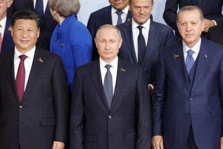 Кремль: Путин проведет беседу сЭрдоганом вместо встречи сТрампом