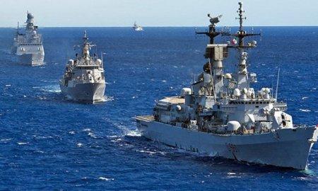 Украина привела корабли и катера в боевую готовность