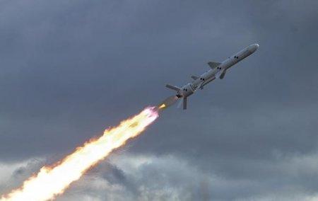 Украина испытала новейшую ракету в Черном море
