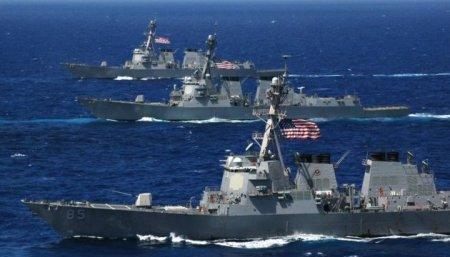 Эсминец ВМССШАдемонстративно приблизился кбазе Тихоокеанского флота