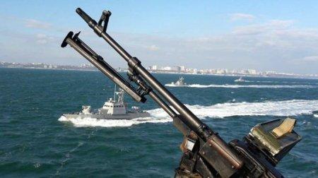 Украинским кораблям разрешили стрелять на поражение