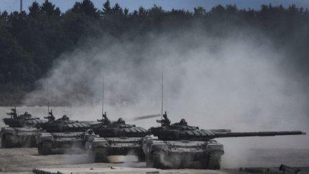 «Танковую орду» на границе РФ и Украины заметили из космоса