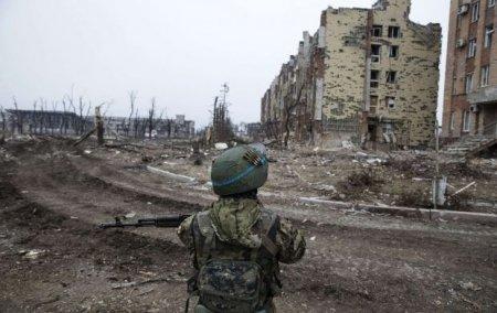 Под Донецком произошел бой