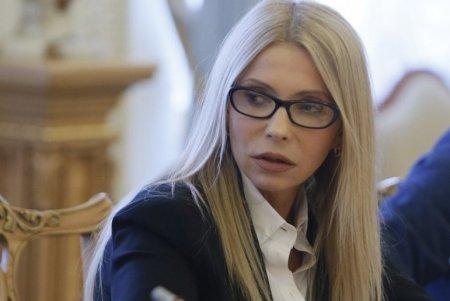 Тимошенко стало плохо после вопросов ведущего о Путине