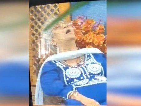 Умерла в прямом эфире «Доброго утра» гостья