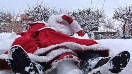 Умершим Дедом Морозом оказался заслуженный артист РФ