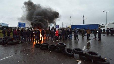 На границе Украины и Польши начались столкновения