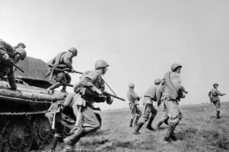 В России рассекретили документы к годовщине Курской битвы